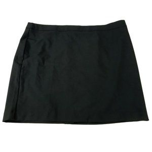 LOFT Plus Pencil Skirt Stretch Straight Business